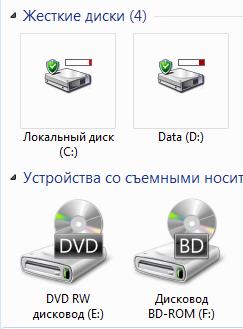 дисковод, мой компьютер