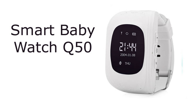 Как настроить детские часы Smart Baby Watch Q50 на работу с приложением SeTracker2